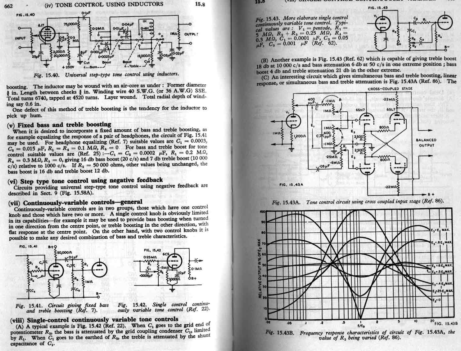 Active Tone Stack Free Project Circuit Schematic Passive Baxandall Control Http Satamaxfreefr P663